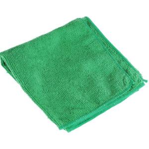 Mikroszálas szalvéta 35x35cm, univerzális zöld
