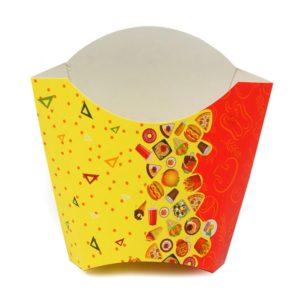 Sültkrumpli tasak  FAST FOOD (25 db/csomag)