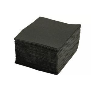 TaMbien papír szalvéta 2 rétegű (200 kos/pak) fekete