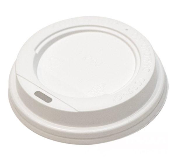 Fedél PS oldalsó lyukkal d=72 mm (100 db/csomag)