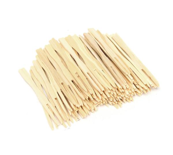Bambusz pálcika VILICA 9 cm (100 kos/pak)