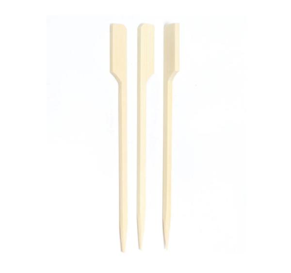 Bambusz pálcika 12 cm Golf 100 kos/pak