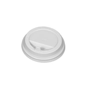 PS fedél szeleppel, fehér d=90 mm (100 db/csomag)