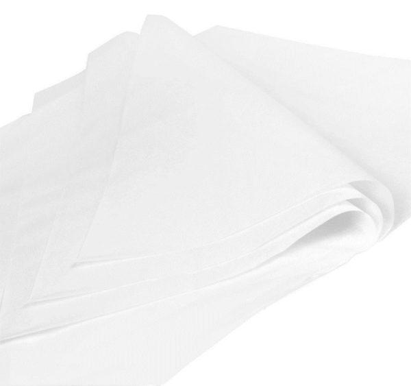 Hamburger csomagolás 380х260 mm fehér, parafinozott (1000 db/csomag)